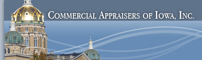 commercial appraisers of iowa